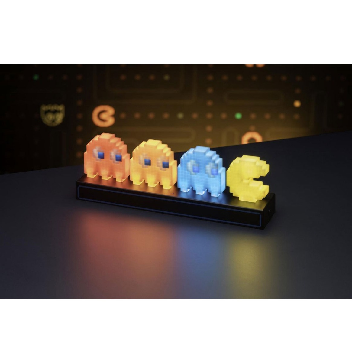 Pac-Man: Pac-Man and Ghosts Licht