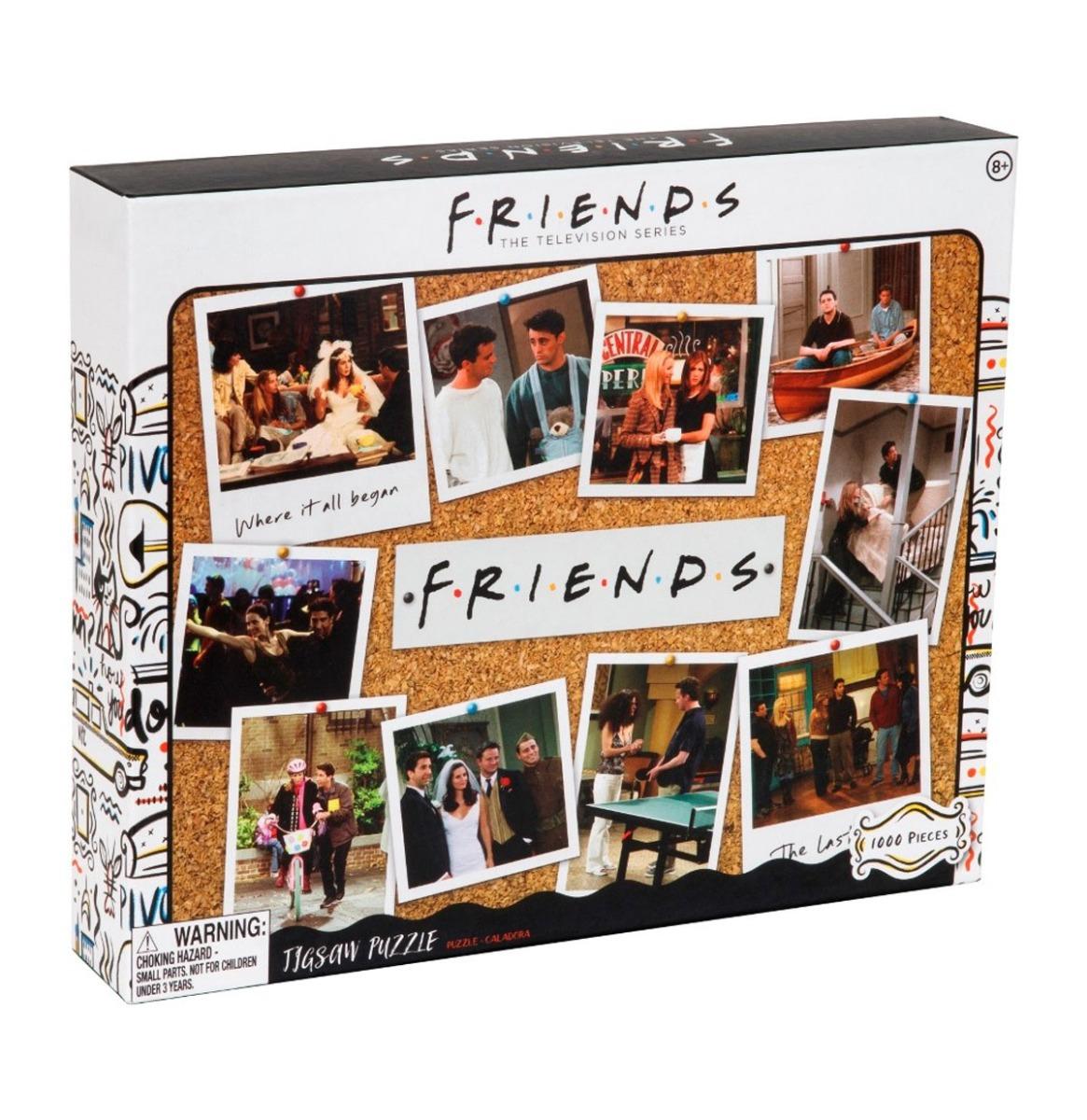 Friends: Seasons 1000 Stukjes Puzzel