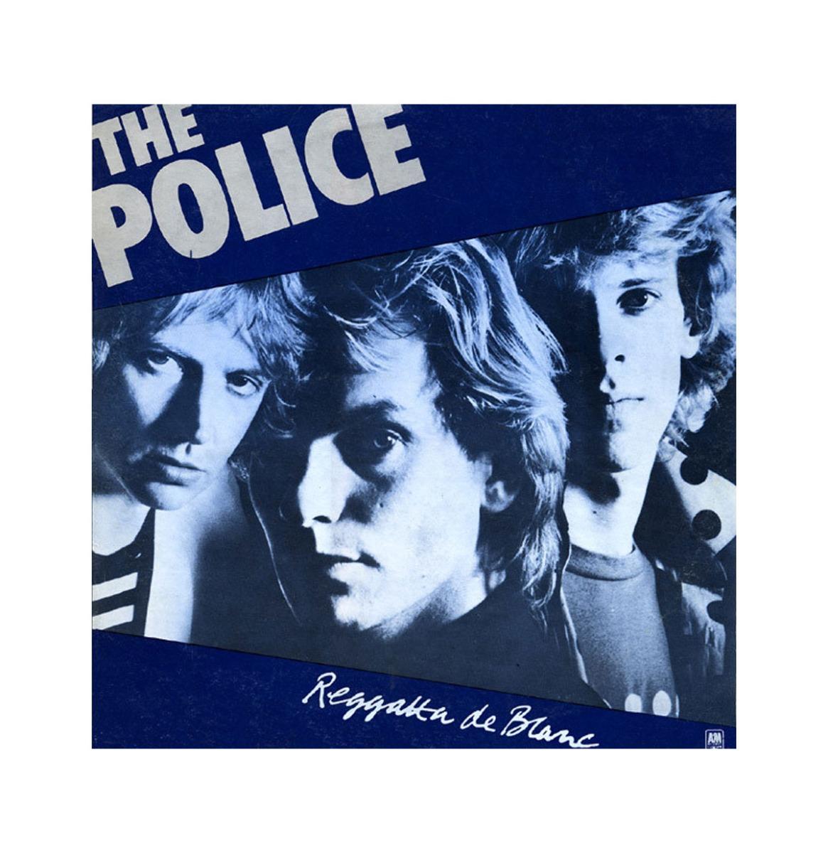 The Police - Reggatta de Blanc LP