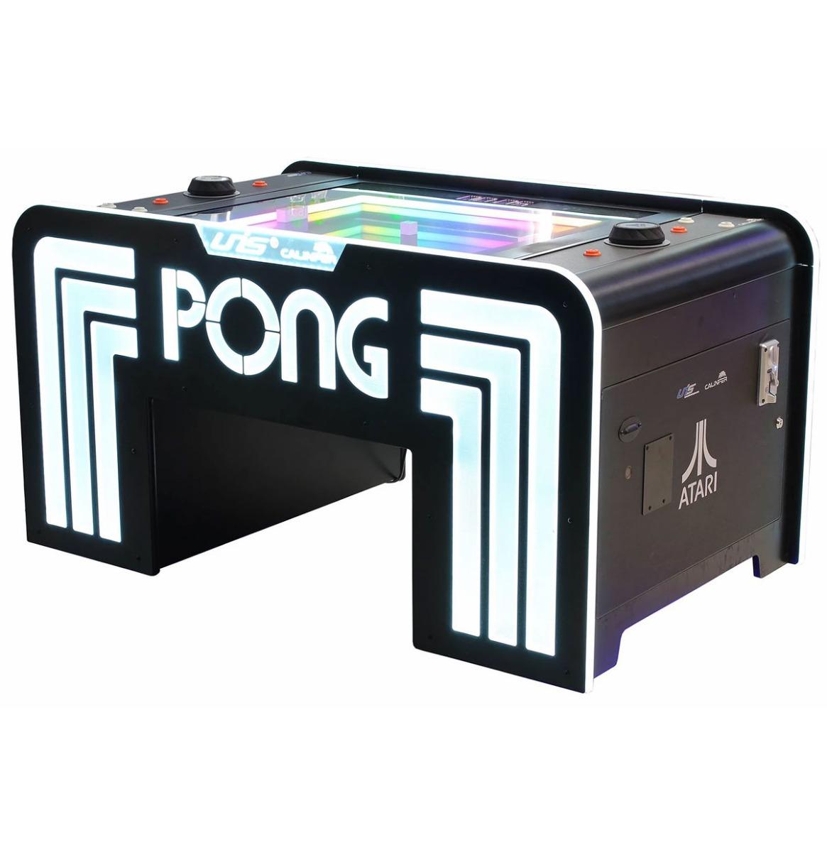 Atari Pong Arcade Tafel