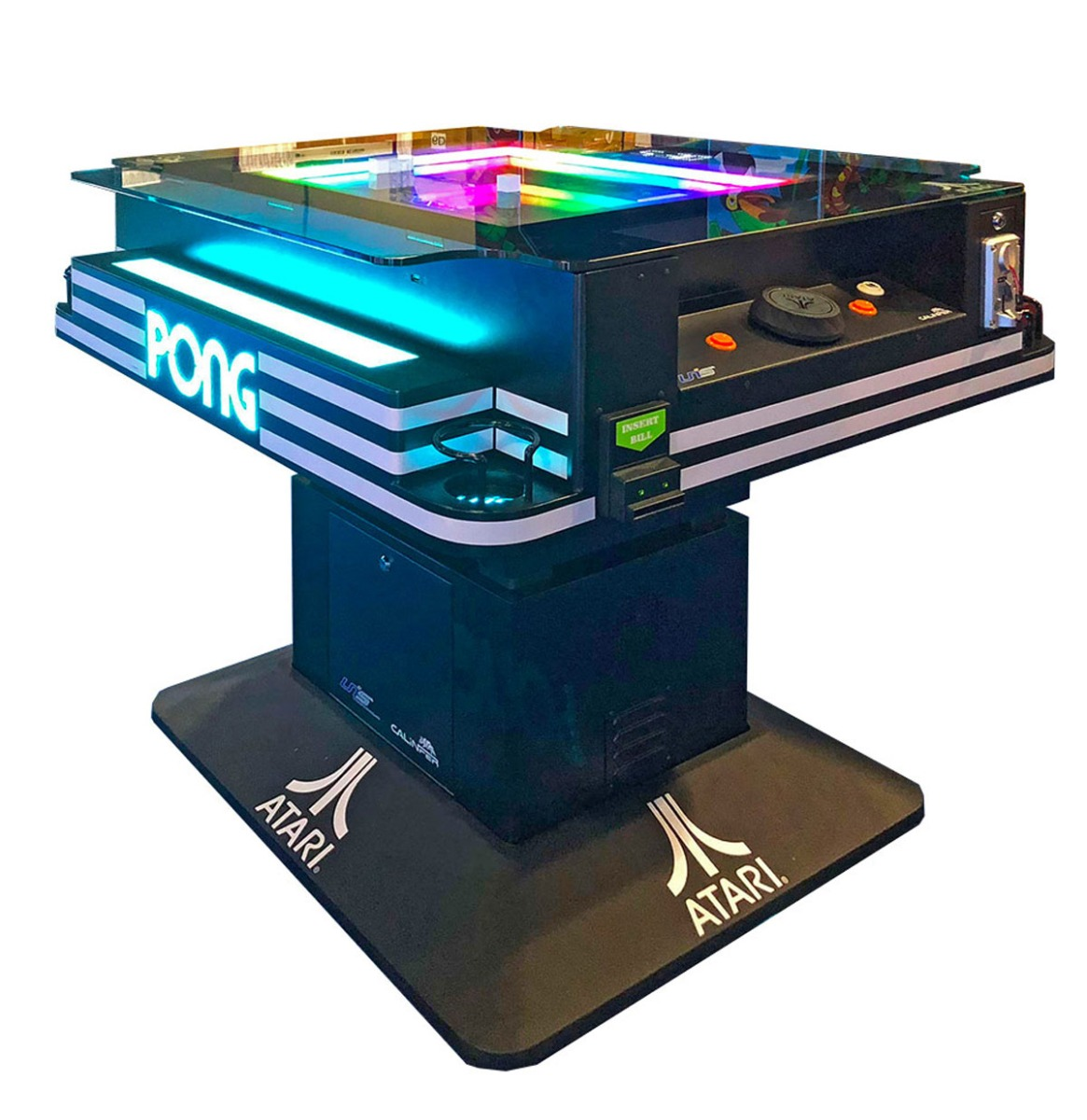 Atari Pong Cocktail Table Tafel