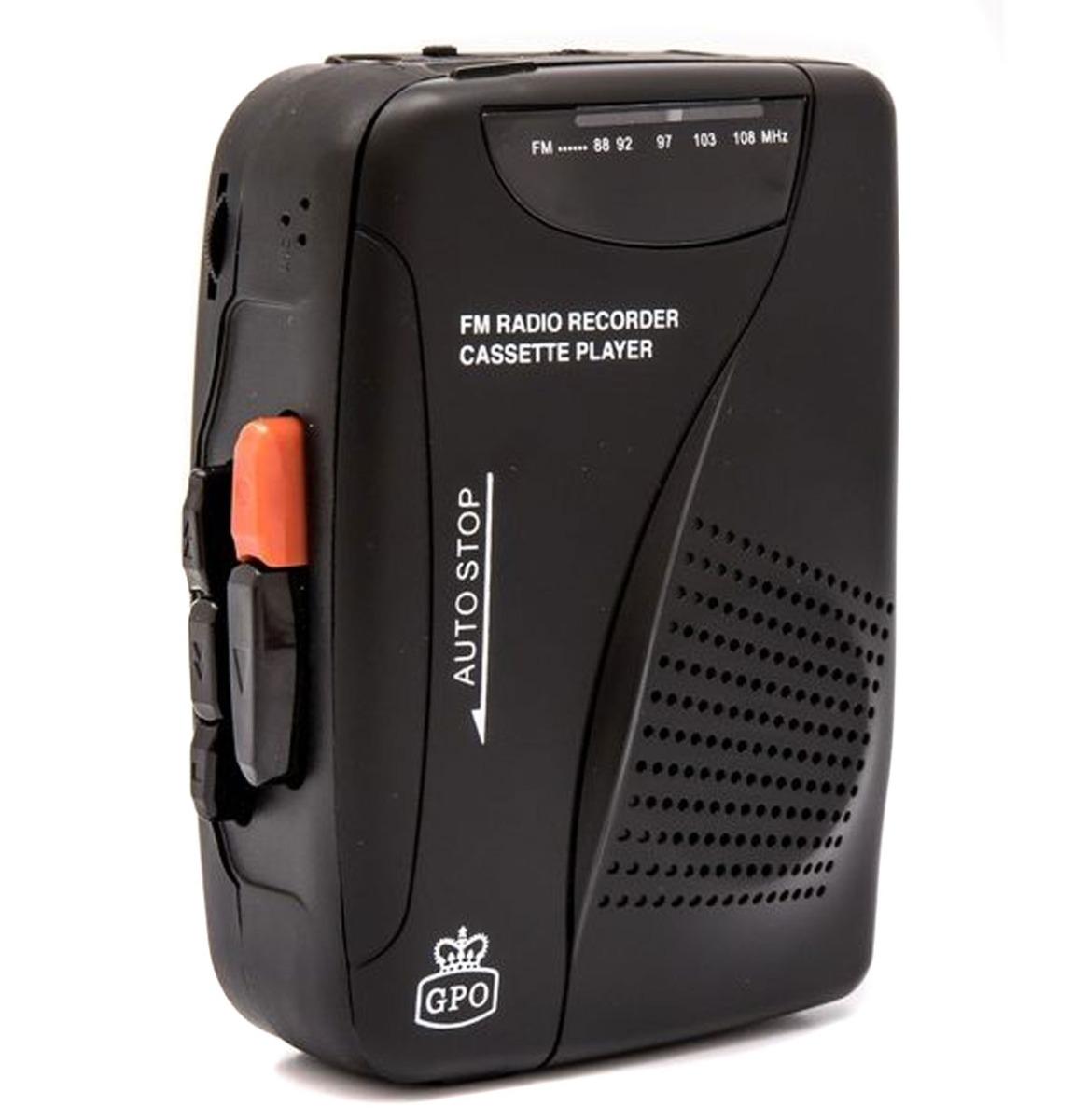GPO KW938B Walkman OORDOPJES