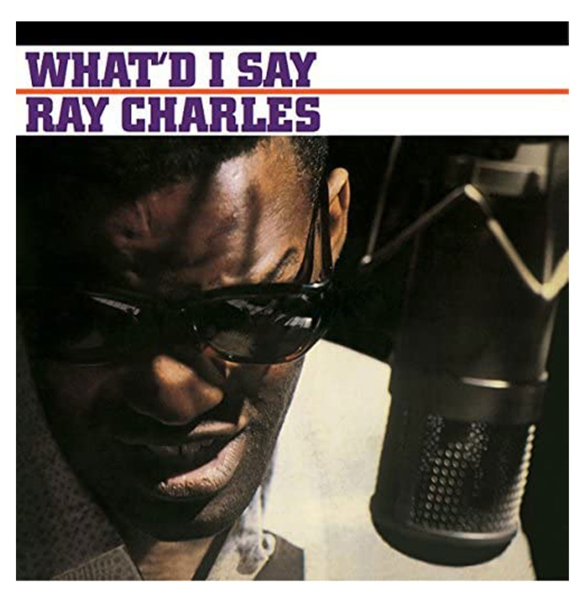 Ray Charles - What'd I Say LP
