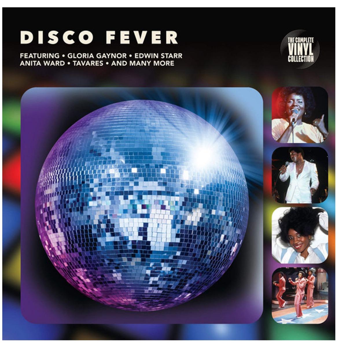 Various Artists - Disco Fever Vinyl Album LP