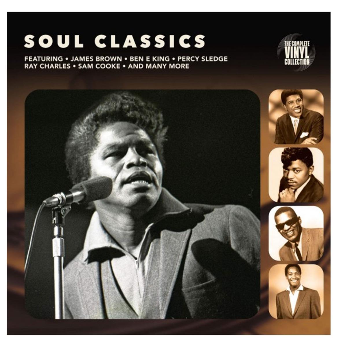 Various Artists - Soul Classics Vinyl Album LP
