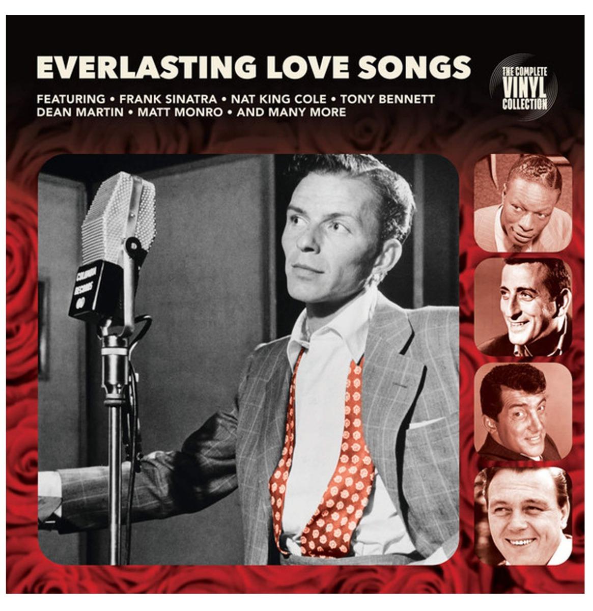 Various Artists - Everlasting Love Songs Vinyl Album LP