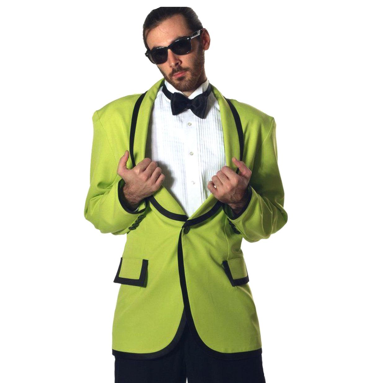Rock 'n Roll Jacket Groen