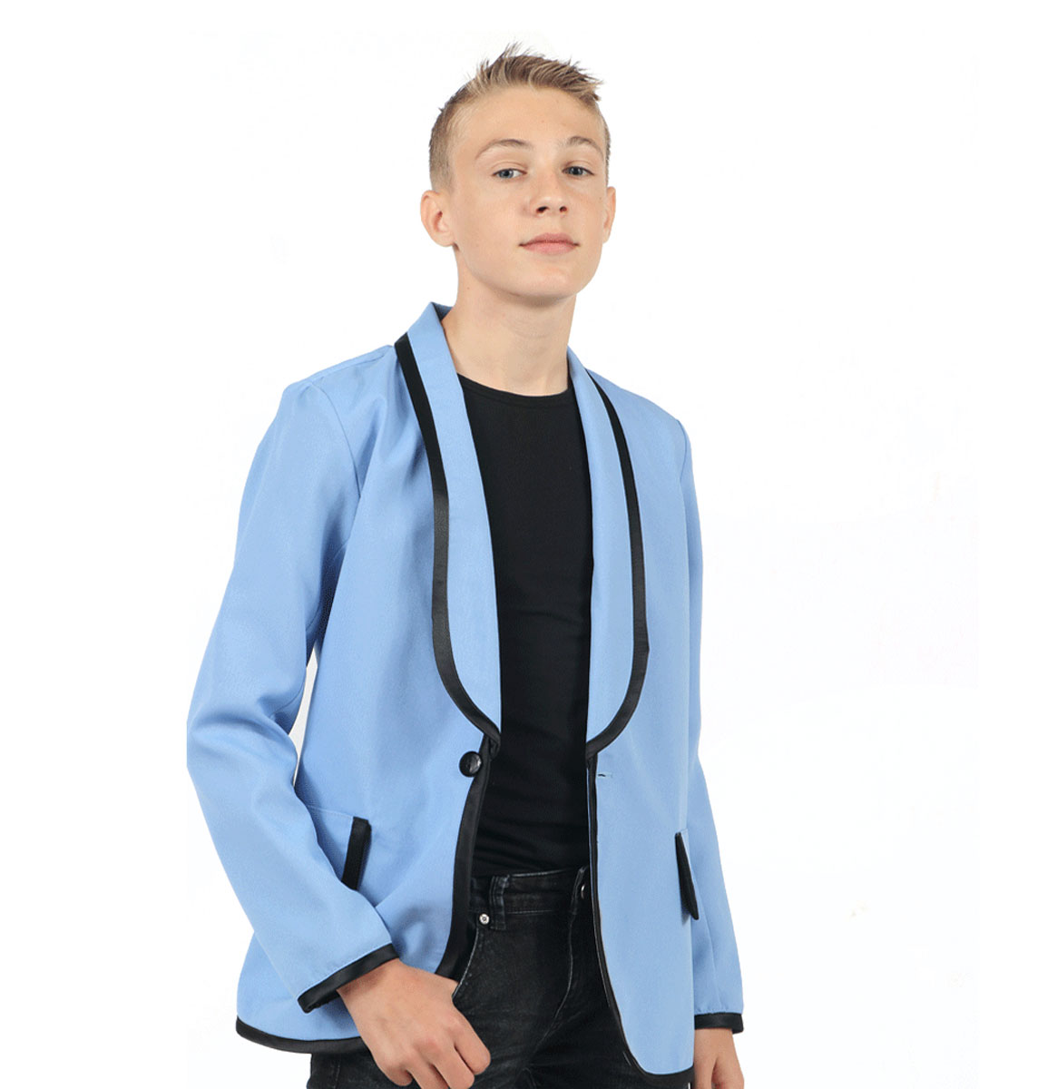 Rock 'n Roll Jacket Kids Blue