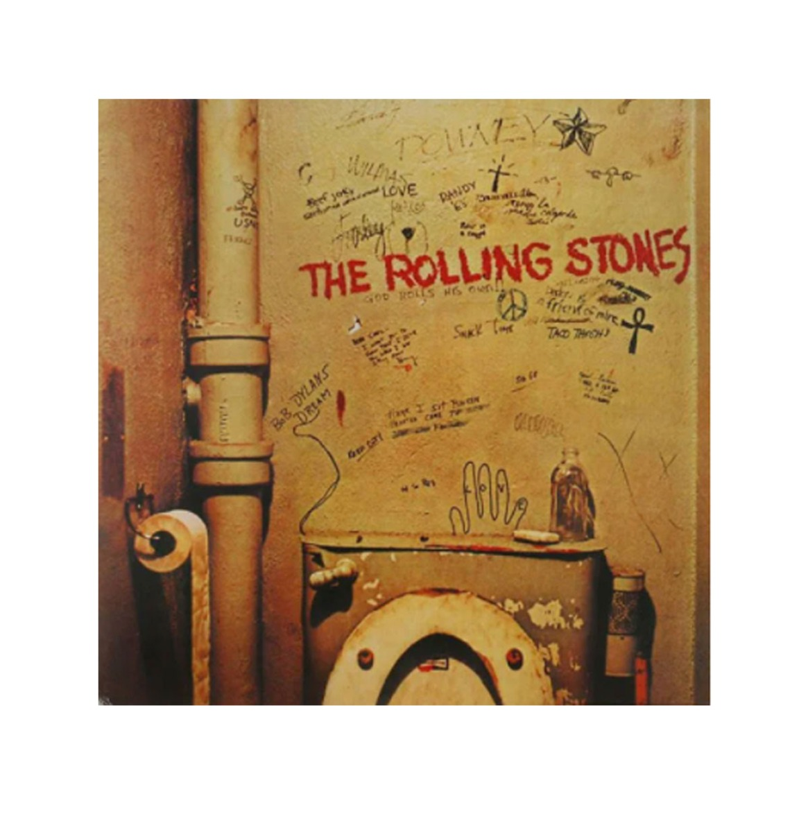 The Rolling Stones - Beggers Banquet LP