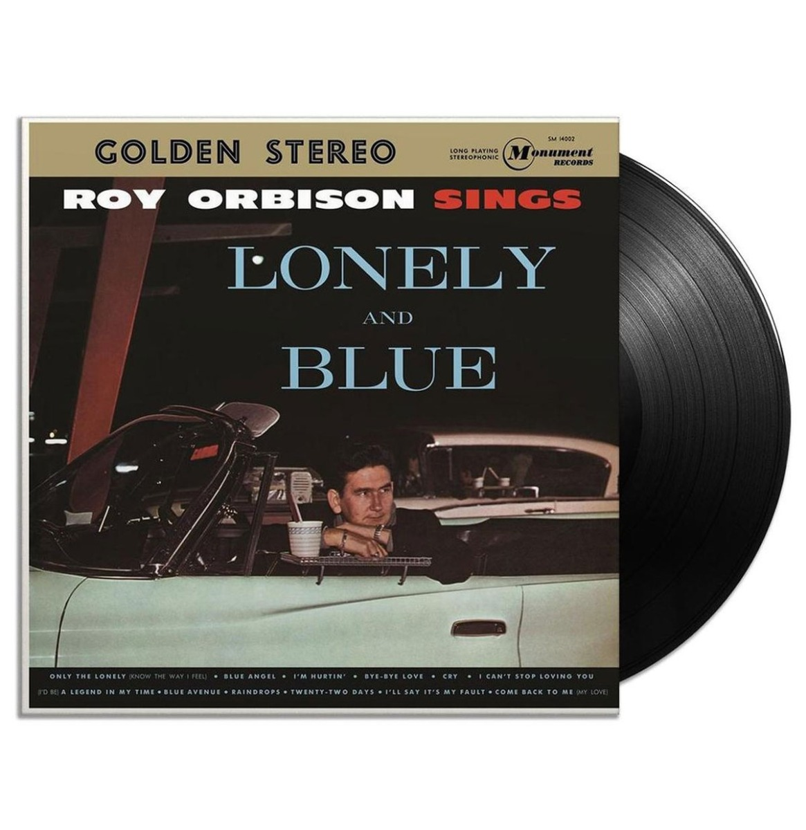 Roy Orbison - Sings Lonely And Blue LP