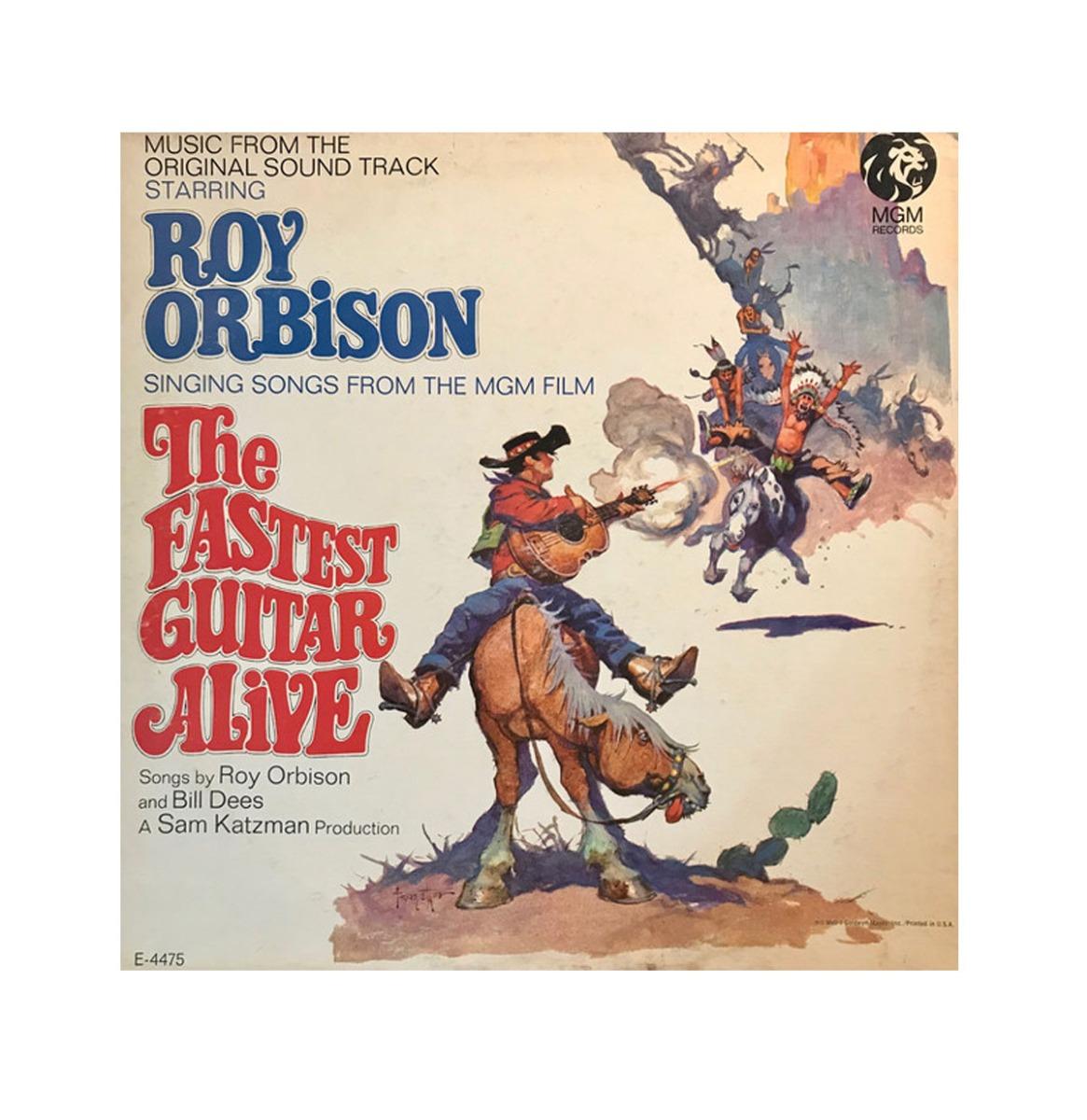 Roy Orbison - The Fastest Guitar Alive LP