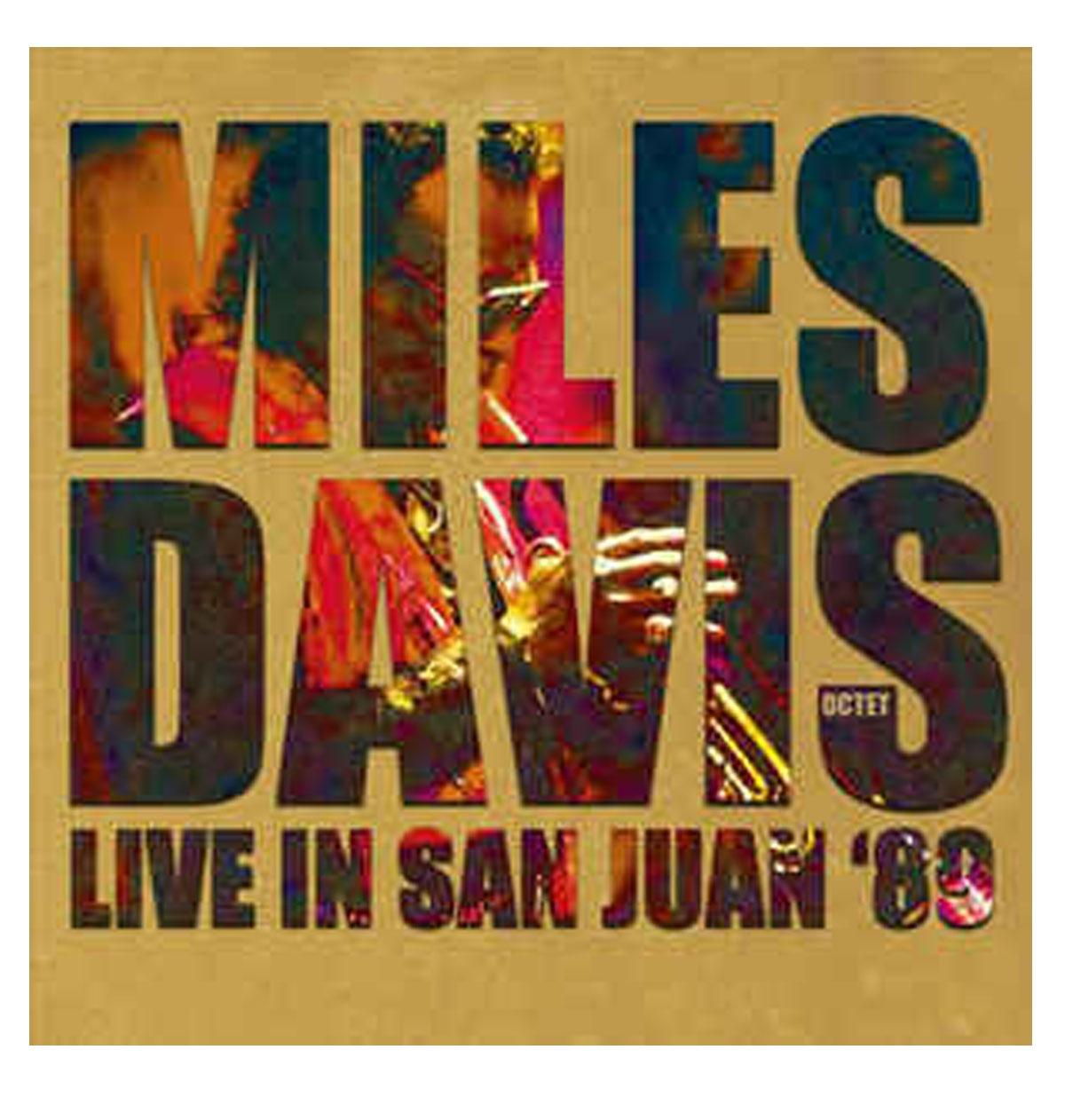 Miles Davis - Live In San Juan '89 LP