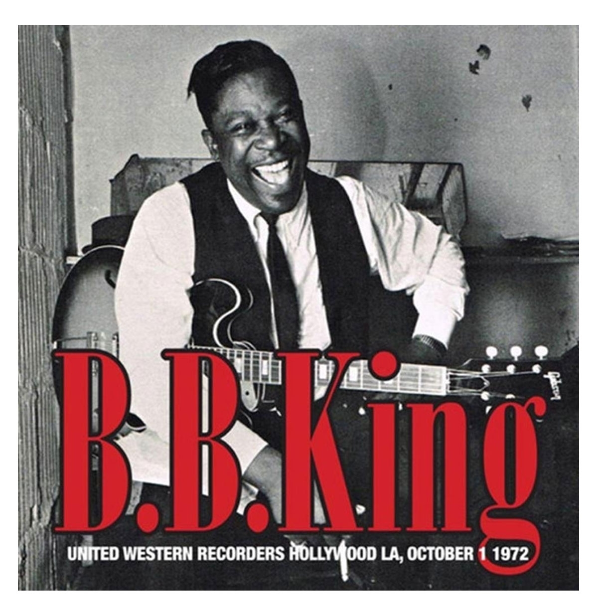 B.B. King - United Western Recorders Hollywood, LA, October 1, 1972 2-LP