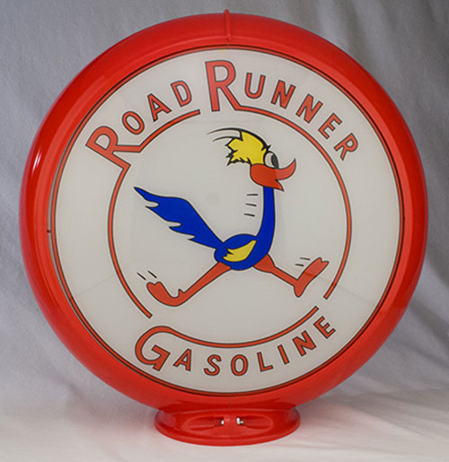Road Runner Gasoline Benzinepomp Bol