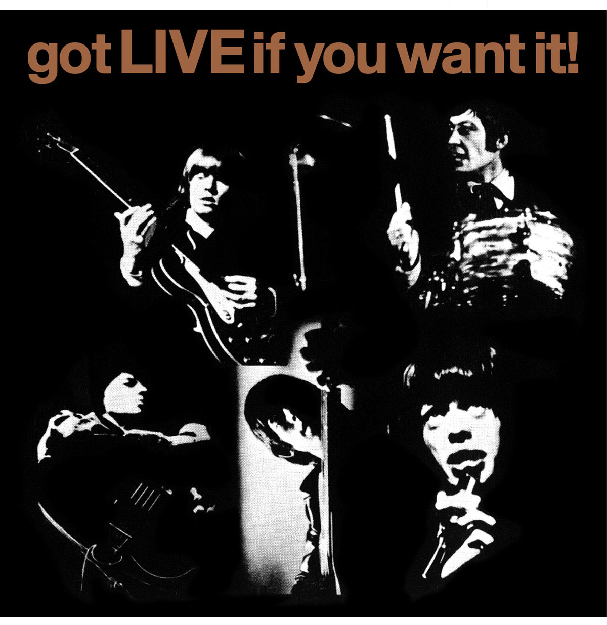 Rolling Stones - Got LIVE if you want it EP - RSD 2014