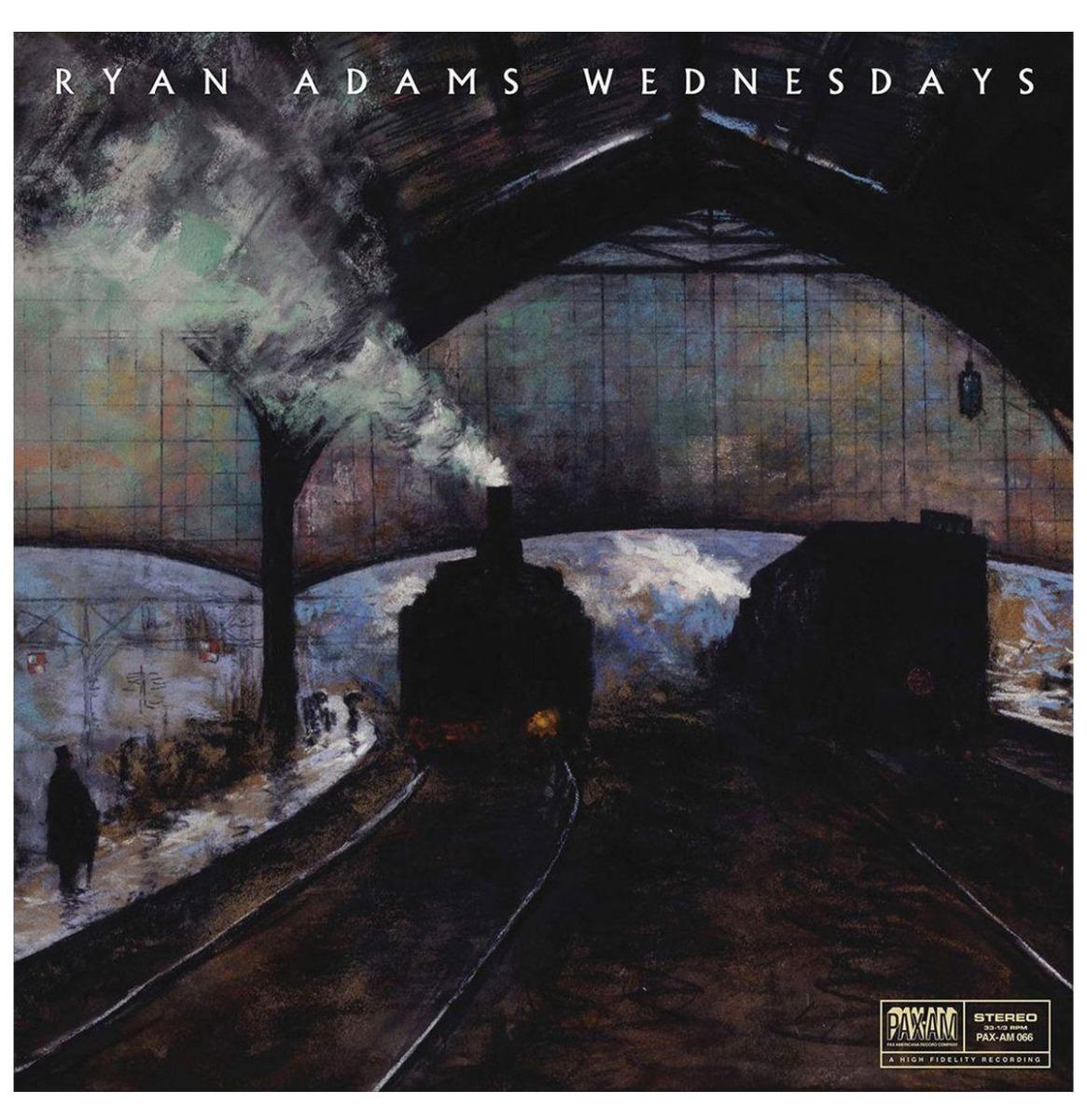 """Ryan Adams - Wednesdays LP + Bonus 7"""" Single"""
