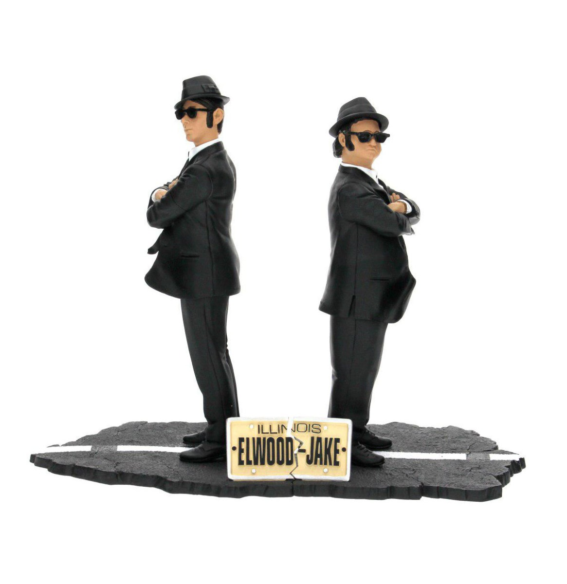 The Blues Brothers: Elwood and Jake 7 inch Beeldenset