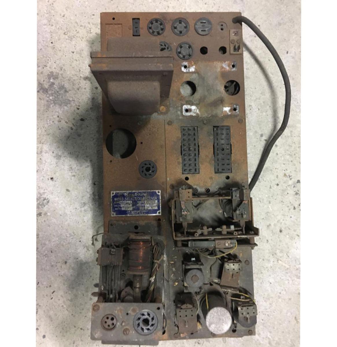Seeburg Selection Receiver - Origineel - Voor Model M100A