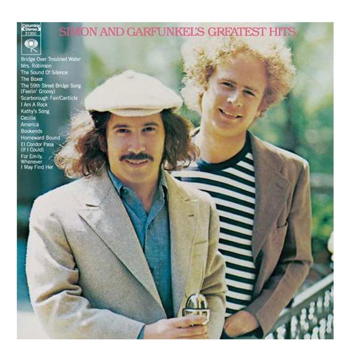 Simon And Garfunkel - Simon And Garfunkel's Greatest Hits LP