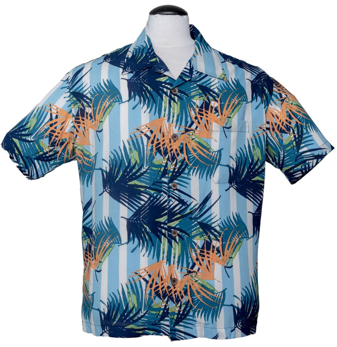 Shirt Oasis Blue