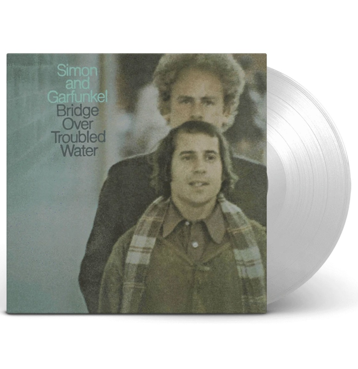 Simon And Garfunkel - Bridge Over Troubled Water LP (Limited Transparent Vinyl)