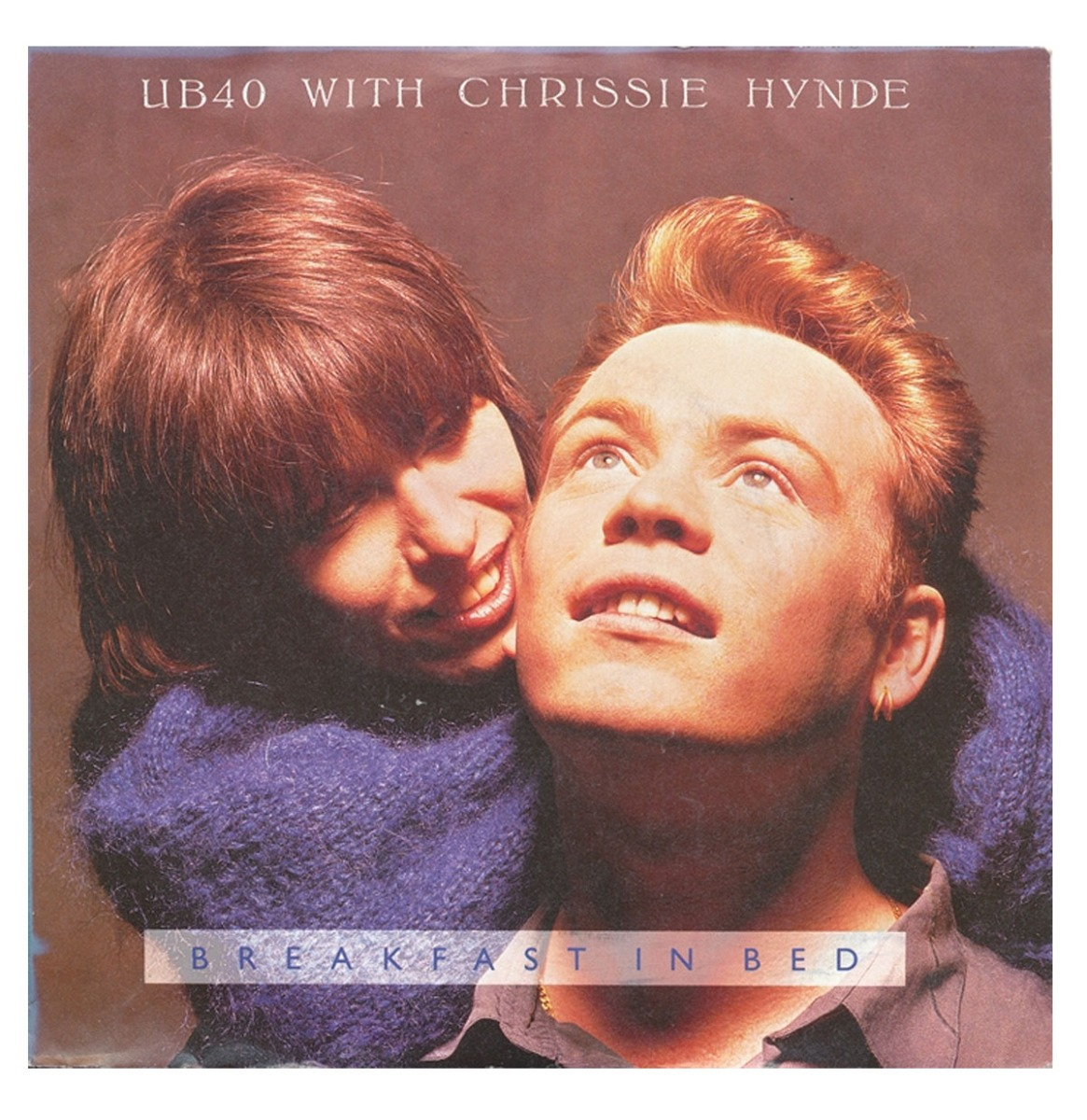 Single: UB40 With Chrissie Hynde - Breakfast In Bed / Breakfast In Bed (New Old Stock)