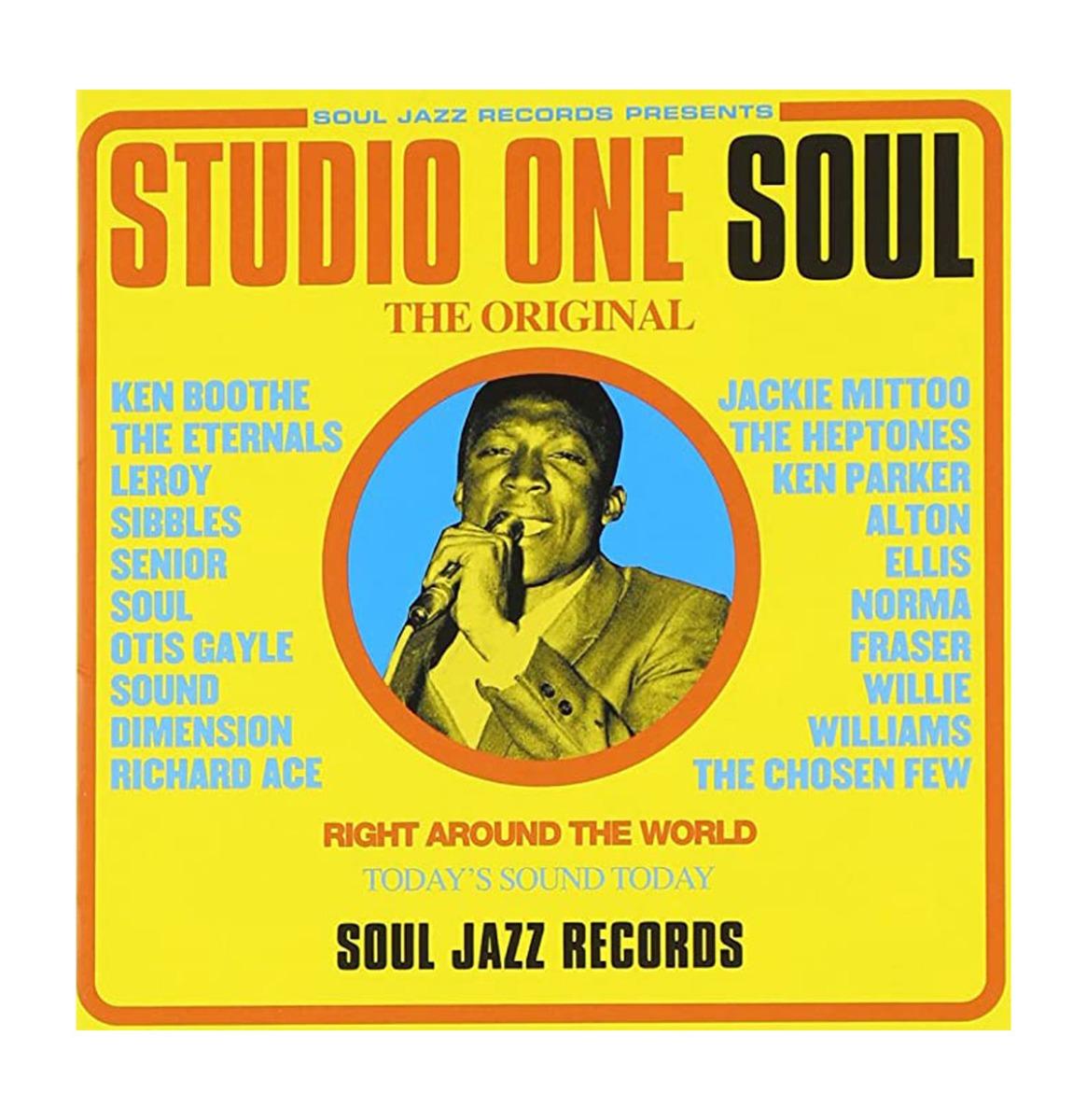 Studio One Soul (Record Store Day 2021) 2 LP
