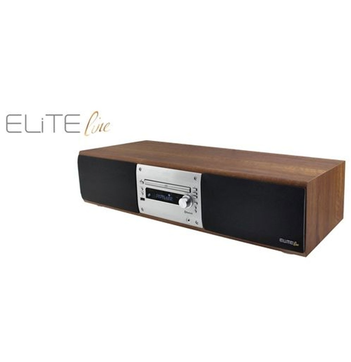 Soundmaster Elite DAB1000 Music Center/Soundbar - DAB+, CD & Bluetooth