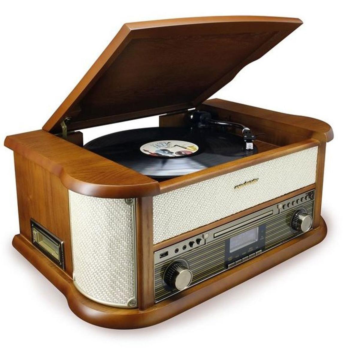 Soundmaster NMC549DABBE Music Center - Met DAB+ & Bluetooth