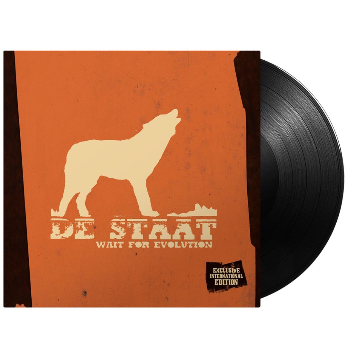 De Staat - Wait For Evolution (Gekleurd Vinyl)
