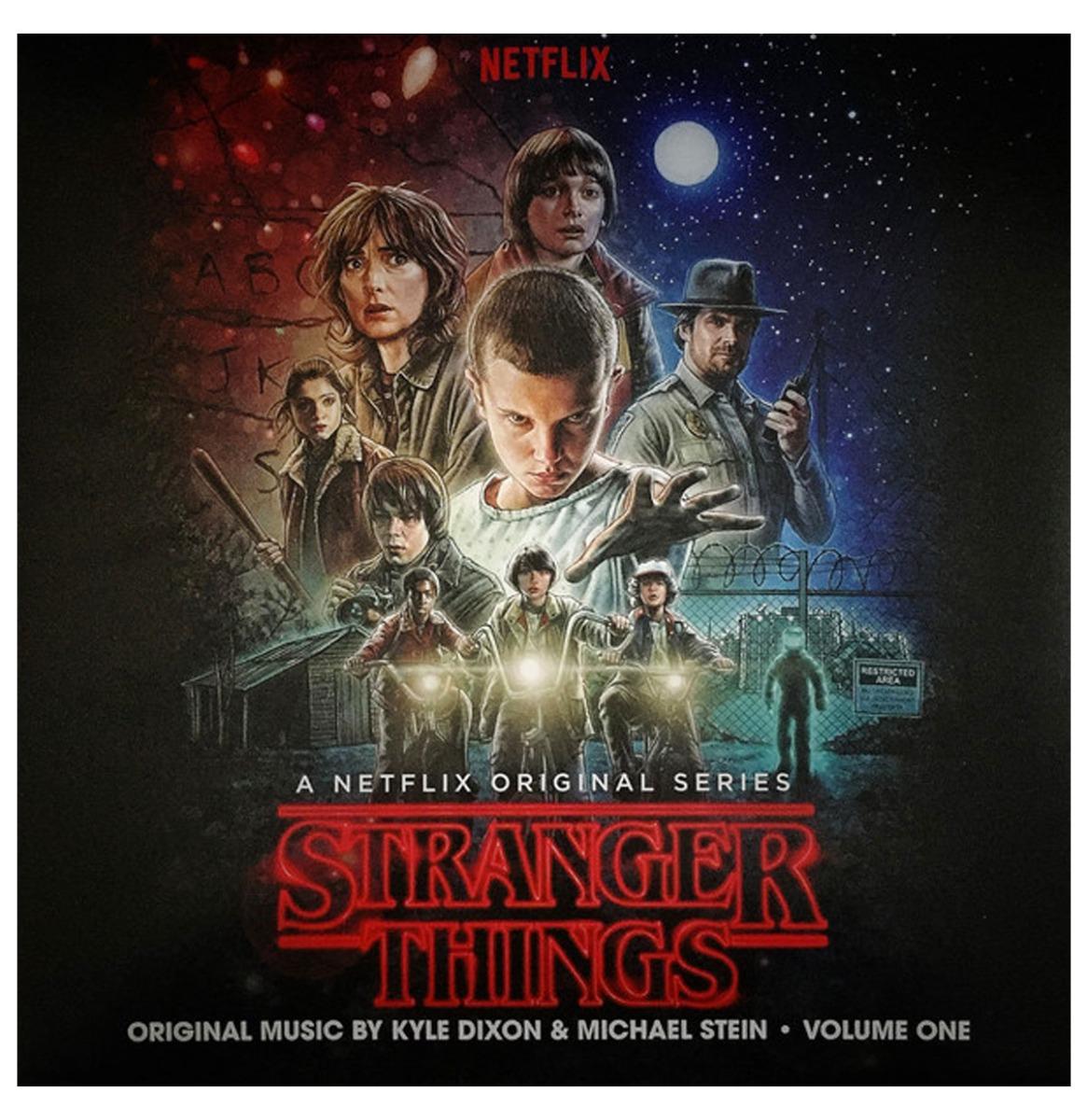 Stranger Things Soundtrack Volume One 2LP