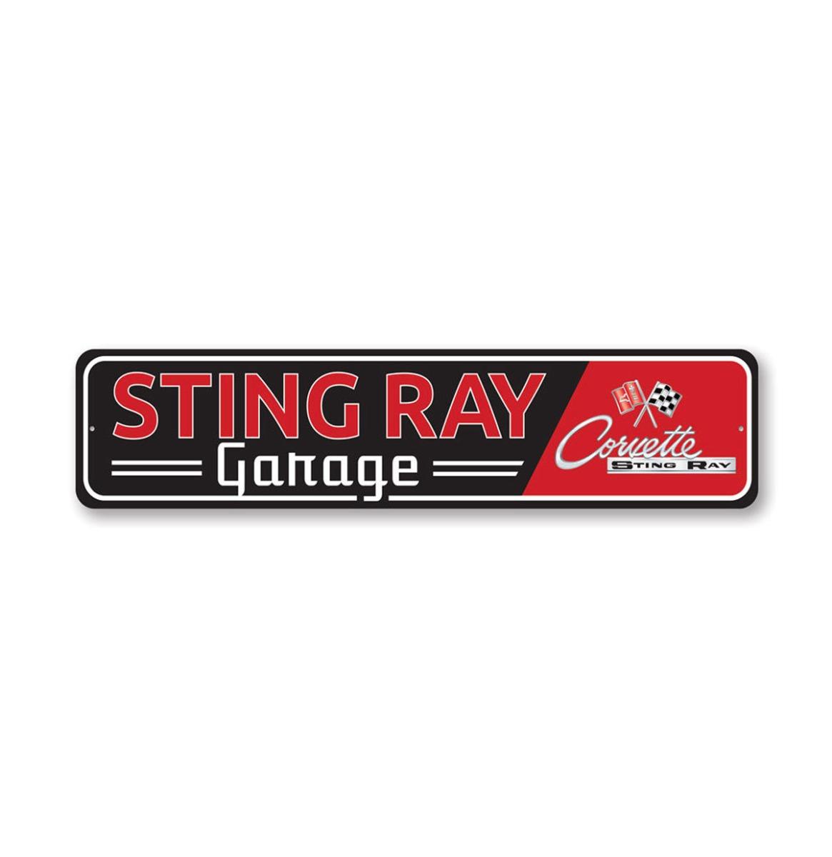 Sting Ray Corvette Bord