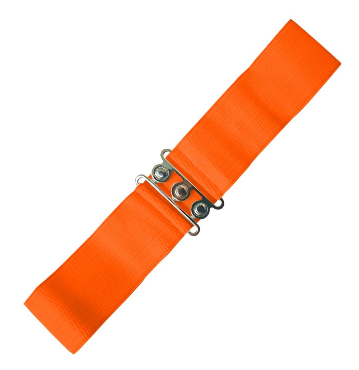 Banned Stretch Riem Oranje