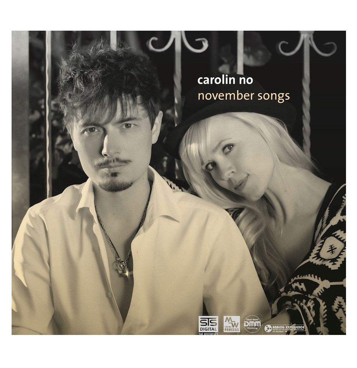 Carolin No - November Songs LP HQ