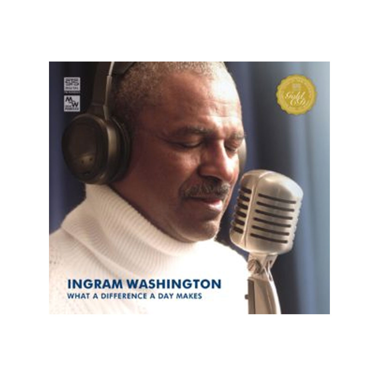 Ingram Washington - What A Difference A Day Makes LP - HQ