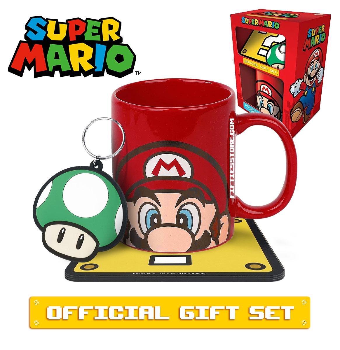 Super Mario: Mario Cadeau Set