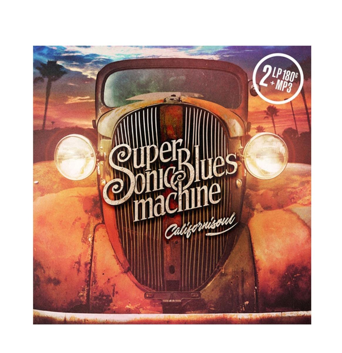 Supersonic Blues Machine - Californisoul 2 LP