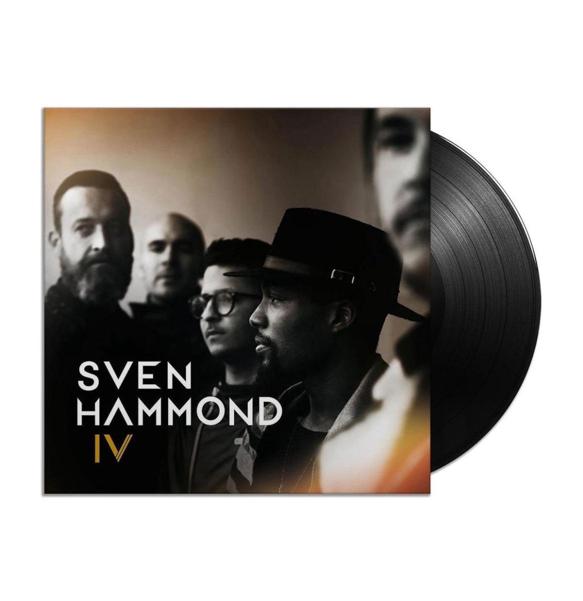 Sven Hammond- IV LP