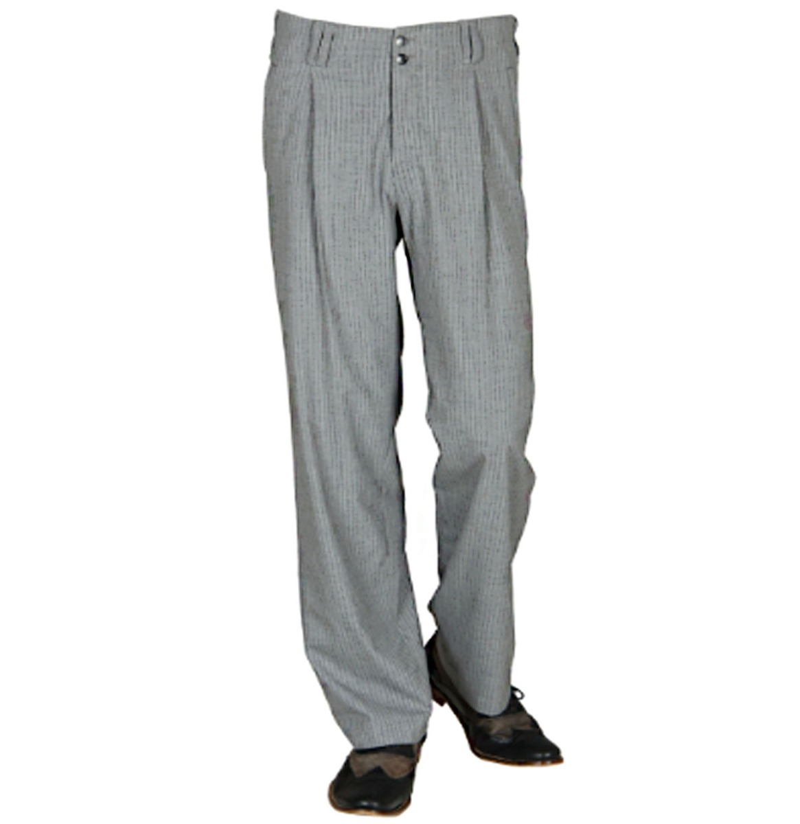 Swing Pants Light Grey / White