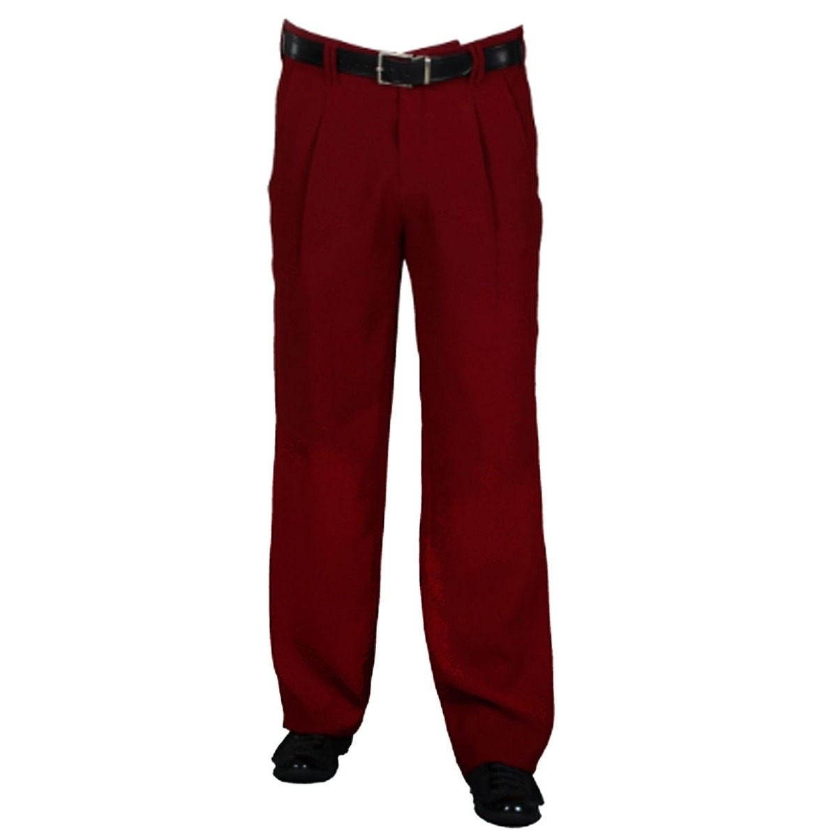 Swing Pants Burgundy