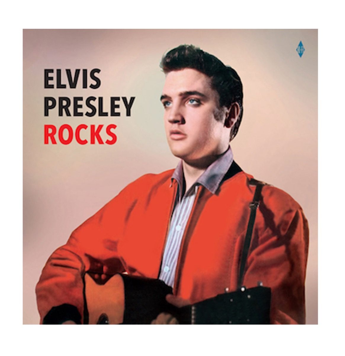 Elvis Presley - Elvis Presley Rocks LP + Bonus Tracks Limited