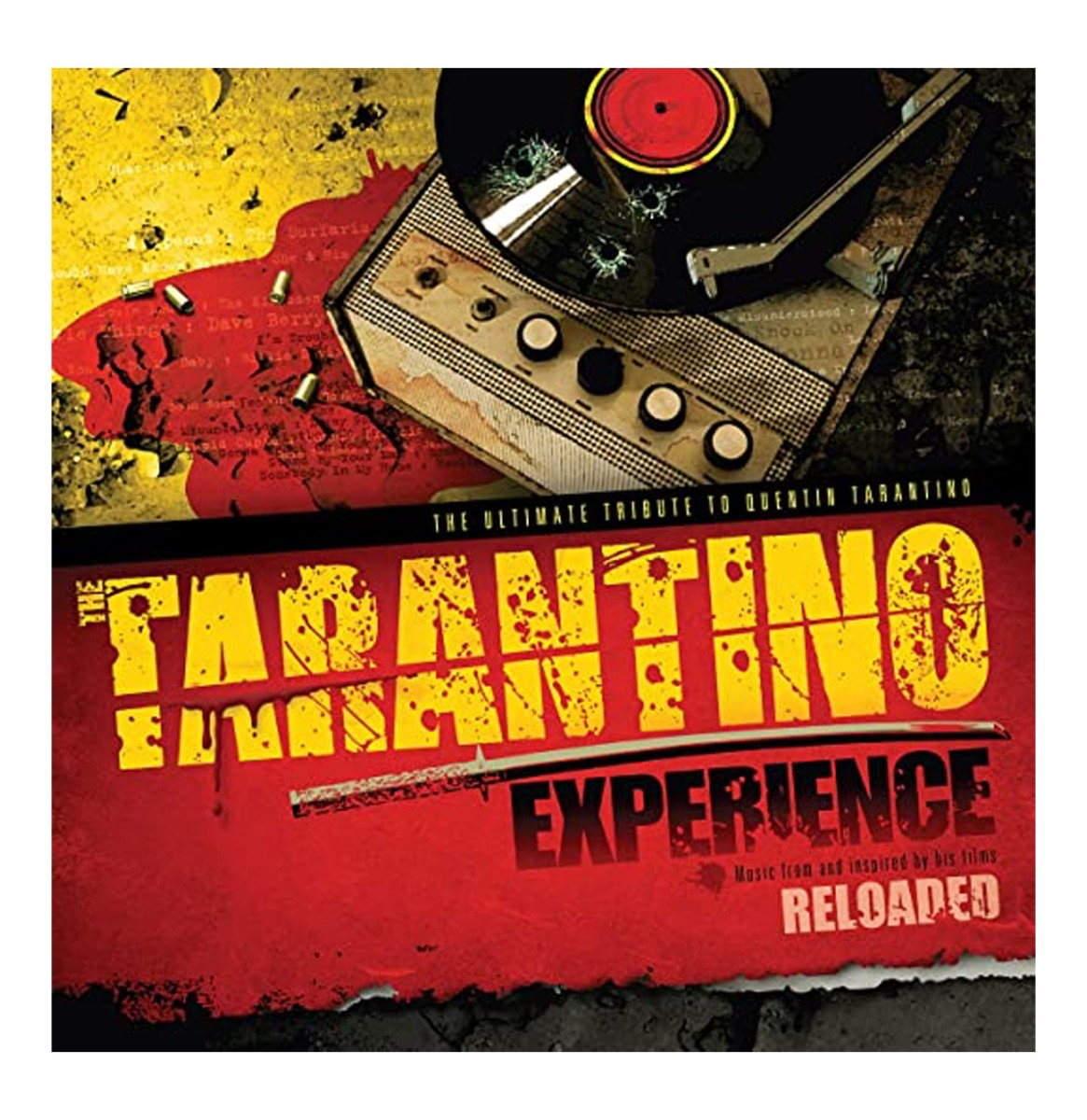 The Tarantino Experience Reloaded - LP