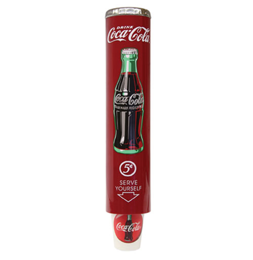 Coca-Cola Beker Houder