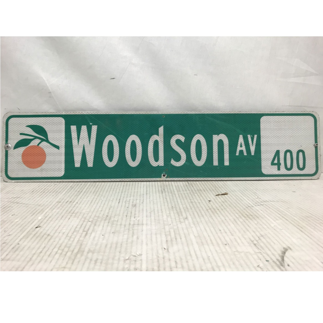 Florida Straatbord Center Street 300 2-zijdig - Origineel