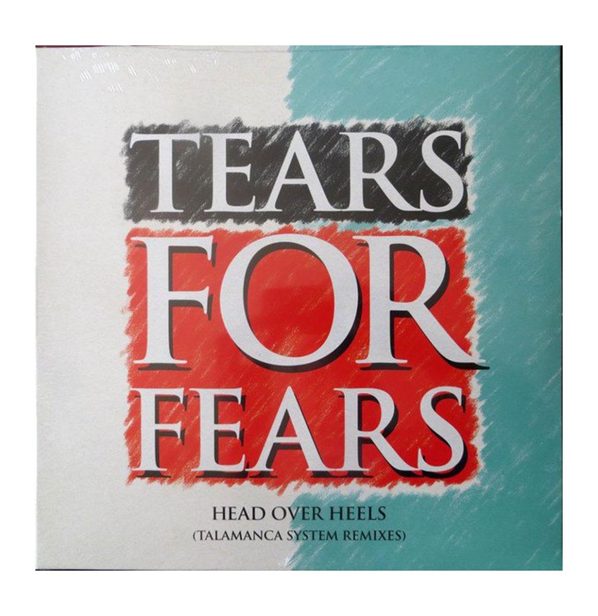 Tears For Fears Head Over Heels Remixes - LP