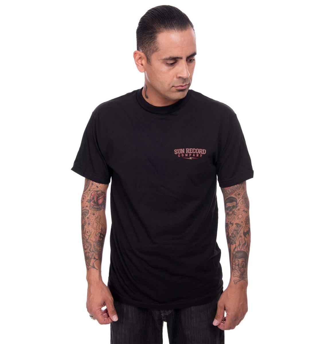 Sun Records That Rockabilly Sound T-Shirt, Black