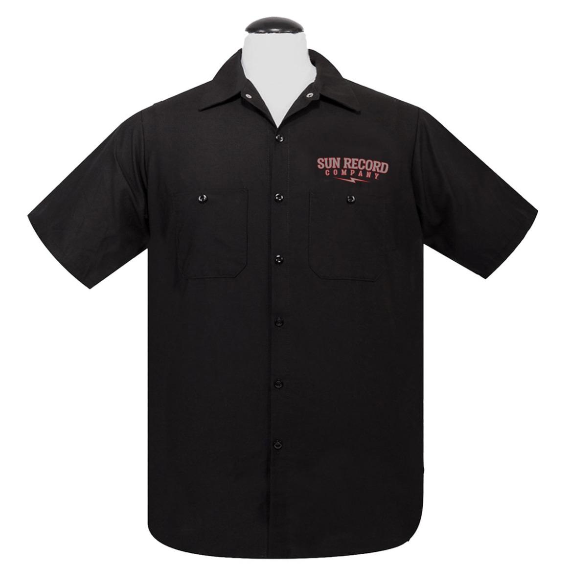 Sun Records That Rockabilly Sound Shirt, Black