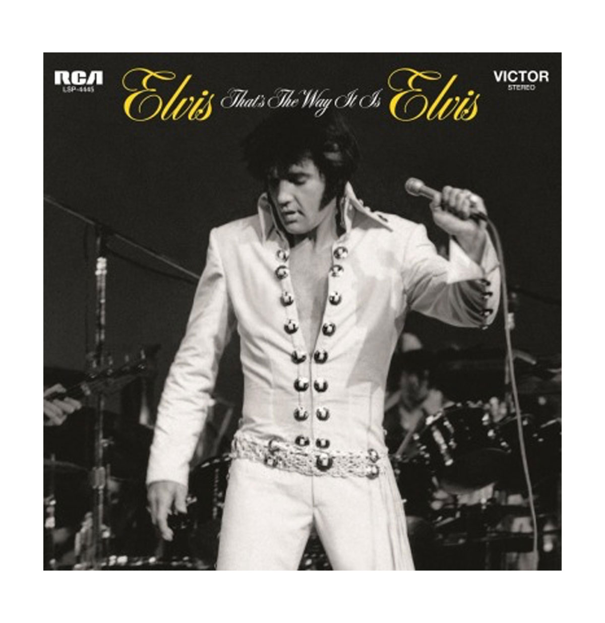 Elvis Presley - That's the Way it Is 4-LP