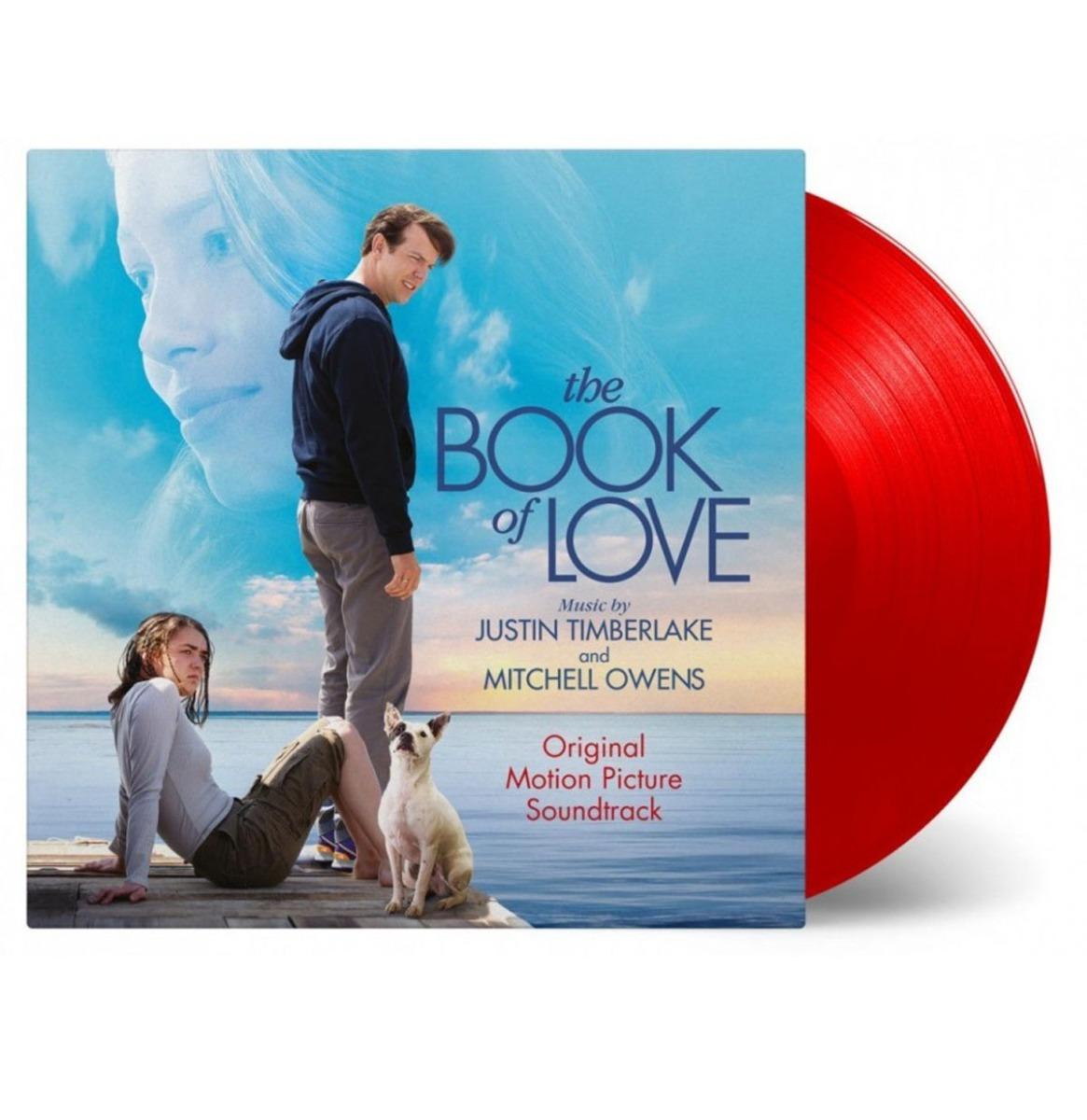 The Book Of Love Soundtrack - Music Justin Timberlake Mitchell Owens (Gekleurd Vinyl)