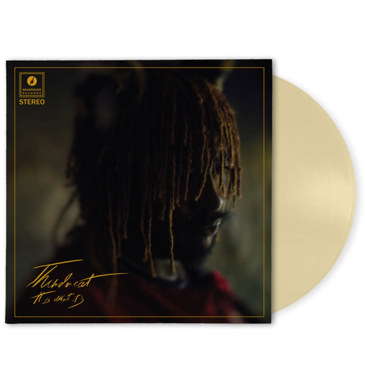 Thundercat - It Is What It Is LP - Cream Limited Edition
